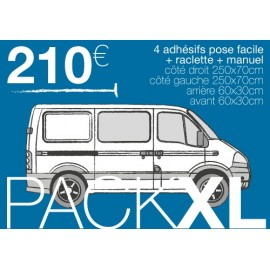 Grands utilitaires / VW Crafter, Peugeot Boxer, Renault Master...